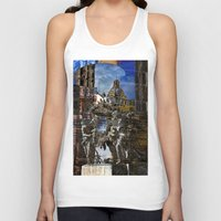 roman Tank Tops featuring Roman Impression  by CAPTAINSILVA