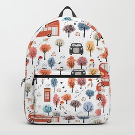 London transport Backpack