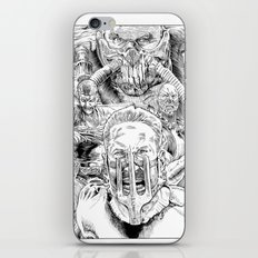 Mad Max Fury Road iPhone & iPod Skin