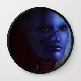 Mass Effect: Matriarch Aethyta Wall Clock