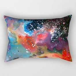 Nadezhda Nebula Rectangular Pillow