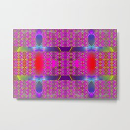3005 Colors, lights, and patterns ... 2 Metal Print