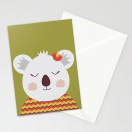 Kika Koala Stationery Cards