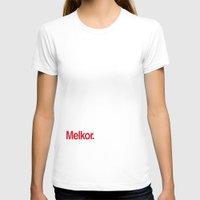 valar morghulis T-shirts featuring The Valar by Theresa Lammon