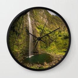 The Menehune Princess Wall Clock
