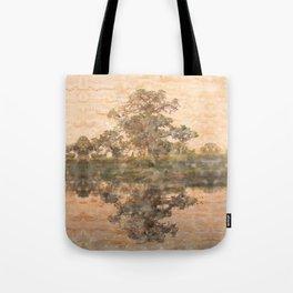 Nepal Peace Tote Bag