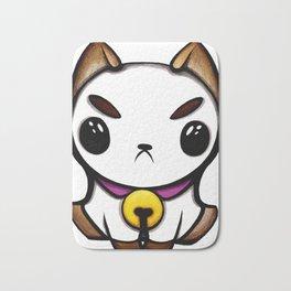 Puppycat. Bath Mat