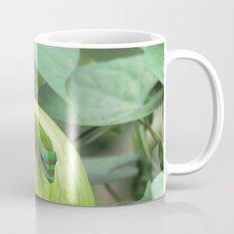 Blending In Coffee Mug