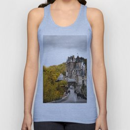 Castle in the Woods 2 Unisex Tank Top