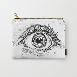Her Eye Carry-All Pouch