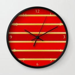 Tagged LOVE no01 Wall Clock