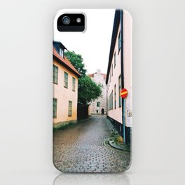 Visby II iPhone Case