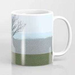 """ SOLITARY TREE "" Coffee Mug"