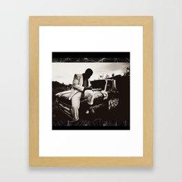 Urban Nomadic Framed Art Print