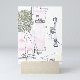 Miette, San Francisco Mini Art Print
