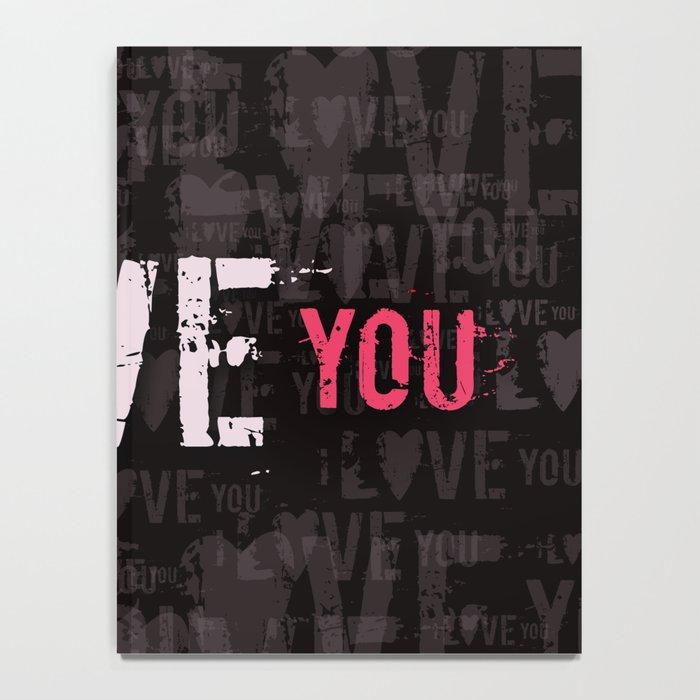 I love you II Notebook