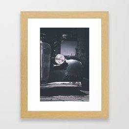 CLASS Framed Art Print