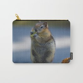 Ground Squirrel in Jasper National Park Carry-All Pouch