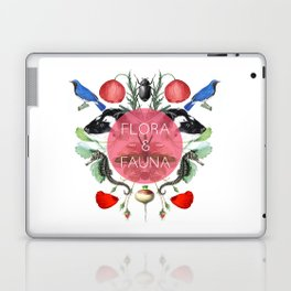 Flora & Fauna Laptop & iPad Skin