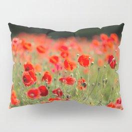 Poppy Meadow Pillow Sham