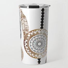 Bronze dreams Travel Mug