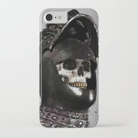 medieval iPhone & iPod Cases featuring Medieval Knight by Ed Pires