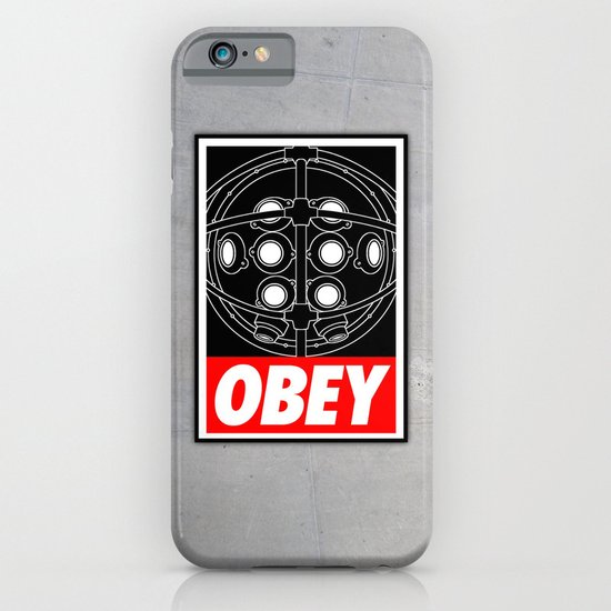 OBEY - Big Daddy iPhone & iPod Case