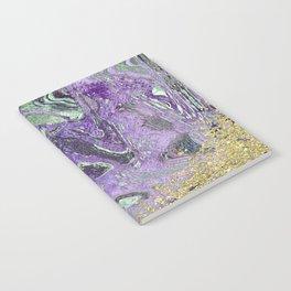 Abelone & Gold Notebook