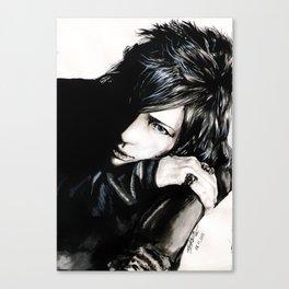 Gackt Canvas Print