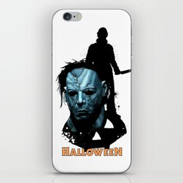 Halloween : Monster Madness Series iPhone Skin