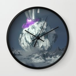 Every thing is such a little thing Wall Clock