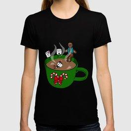 Relaxing Hot Cocoa T-shirt