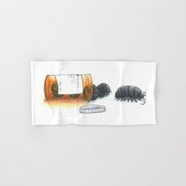 Pill bugs Hand & Bath Towel