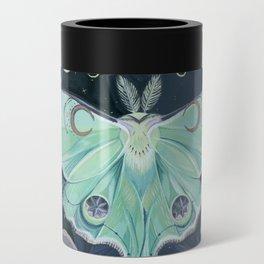Luna Moth Can Cooler
