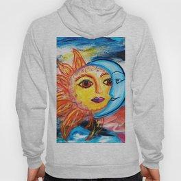 Sun and Moon United Hoody