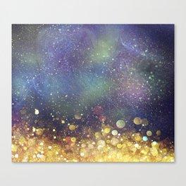 Galaxy I Canvas Print