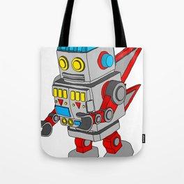 Dub-Bot Tote Bag
