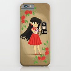 Retro Sailor Mars Slim Case iPhone 6s