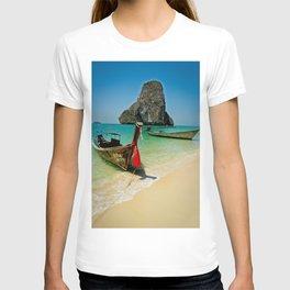 Railay Bay Beach T-shirt