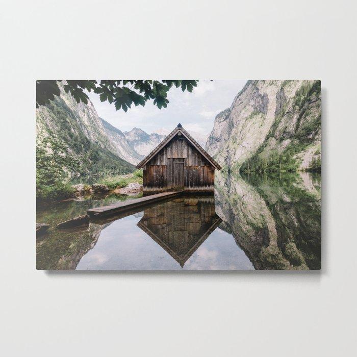 Famous cabin  Metal Print