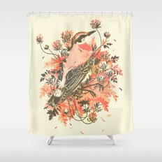 New Graves Shower Curtain