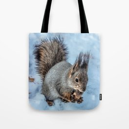 Ice age- the happy end Tote Bag