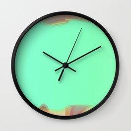 Beauté Wall Clock