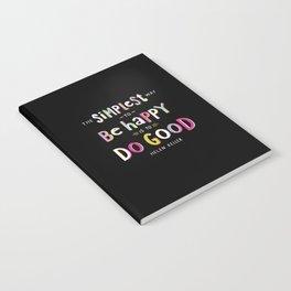 Do Good Notebook