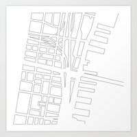South Philly Art Print