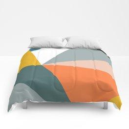 Modern Geometric 33 Comforters