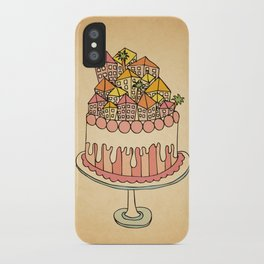 Cake Town iPhone Case
