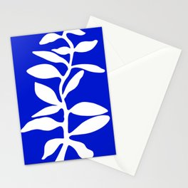 blue stem Stationery Cards