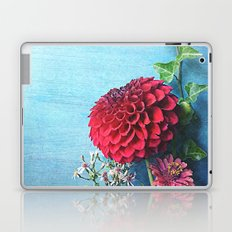 Summer Always Bloomed in Her Heart Laptop & iPad Skin