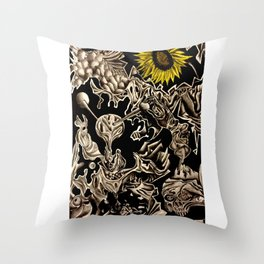 Hydration Throw Pillow